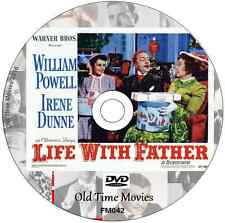 Life with Father  - William Powell Irene Dunne Elizabeth Taylor Film on DVD 1947