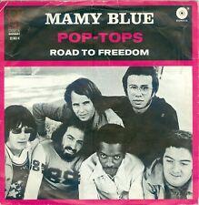 "POP-TOPS  -  MAMY BLUE ( DUTCH PINK ELEPHANT 22,582) 7""PS   1971"