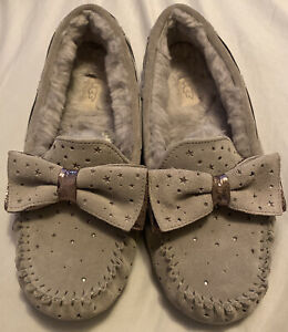 UGG  Slipper in Gray Size 10 authentic 1098691