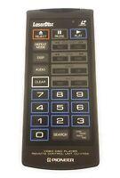 🌟Pioneer CU-V113A LaserDisc Remote Control CLD-V2300 V2400 V2600 V2800 LD-V2200