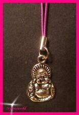 BUDDHA  Handyanhänger Schlüsselanhänger Taschenanhänger NEU          (c108)