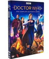 Doctor Who : The Complete Season 11 (DVD Box Set) Brand New Fast Shipping