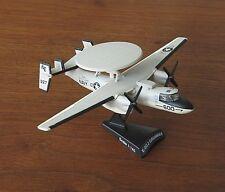 Postage Stamps Plane Diecast  US Navy Grumman E-2 Hawkeye airplane