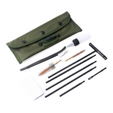 Cleaning Brushes Portable Kit With Durable Pouch For AR15/M16
