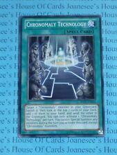 Chronomaly Technology REDU-EN054 Common Yu-Gi-Oh Card 1st Edition New