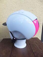 *neuer* CASCO NORI weiß glanz pink Reithelm MODELL 2015 mit VG1.01 Siegel