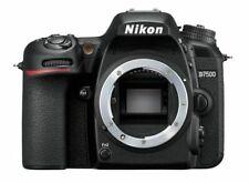 Nikon D7500 20,9 Mpix Appareil Photo Reflex Numérique - Noir (Boîtier Nu)