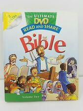 Read and Share: The Ultimate DVD Bible - Volume 2 - Childrens Book