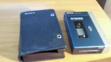 RARE  First Sony Walkman TPS-L2 Vintage 1979 Case ~ Guardians of The Galaxy