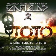 Fanfields 2: Fans Tribute To Toto [New CD] Ltd Ed, Australia - Import