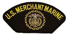 US MERCHANT MARINE PATCH NAVY AUXILIARY GOVERNMENT CIVILIAN MERCHANT VESSEL