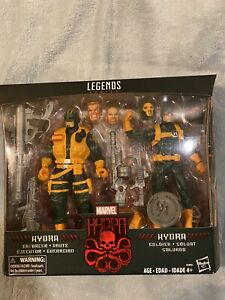 Marvel Legends Hydra Soldier 2 Pack Toys R Us Exclusive