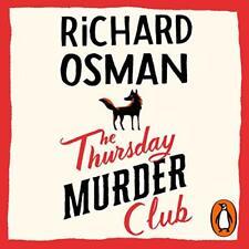 Audio CD - The Thursday Murder Club by Richard Osman