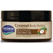Coconut Oil Butter Body Lotions & Moisturisers