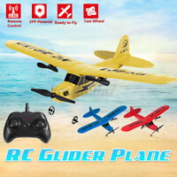 2.4G RC Remote Control Helicopter Plane Glider Airplane DIY Toy Epp Foam RTF