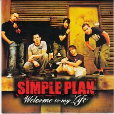 CD SP 2 T SIMPLE PLAN *WELCOME TO MY LIFE*