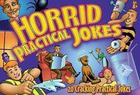 Horrid Practical Jokes With This Fantastic Value For Money Joke Set NEW UK