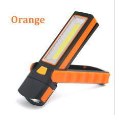 Flexible COB LED Rechargeable Work Light Inspection Lamp Hand Torch Magnetic