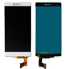 Display für Huawei Ascend P8 Digitizer Touch Screen Full LCD weiss