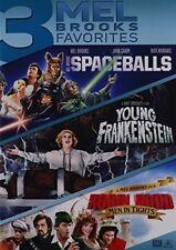 Spaceballs / Young Frankenstein / Robin Hood [New DVD] Widescreen