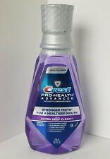 Crest Pro-Health Advanced Anticavity Fluoride Mouthwash Extra Deep Clean 500mL