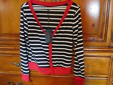 R.J Story Size Small Button Up Sweater