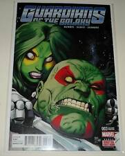 GUARDIANS OF THE GALAXY # 3 Marvel Comic 2016 NM  2nd PRINTING VARIANT COVER
