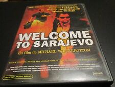 "DVD ""WELCOME TO SARAJEVO"" Stephen DILLANE, Woody HARRELSON, Marisa TOMEI guerre"