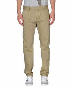 £120 DIESEL CHI-TIGHT-B Men's Slim Fit Stretch Trousers Pants Size 34 - W36 L33