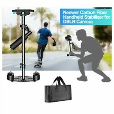 "Neewer Carbon Fiber 24"" Handheld Stabilizer for DSLR Camera Camcorder From Japan"