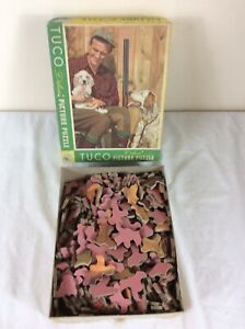 "Vintage Tuco DELUXE Picture Puzzle ""The Future Champion"" 16"" x 20"" 300-500 Pcs"