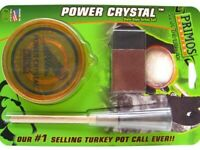 Primos 217 Power Crystal Slate Friction Turkey Hunting Call w/ Striker