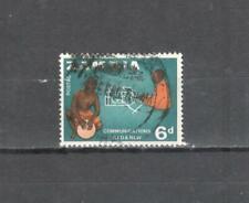 S9302 - ZAMBIA 1964 - MAZZETTA DI 20 COMUNICAZIONI - VEDI FOTO