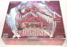 Yugioh Strike Of Neos 1st Edition English Sealed Booster Box 24 pack