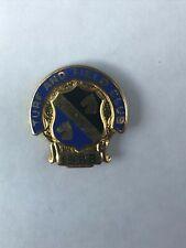 "1988 Turf and Field Club Horse Racing Members Ladies 3/4""  Badge pin"
