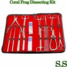 Kit Set Coral Frag Dissecting Fragging Propogation Reef Hard Soft Coral DL-001