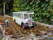 More details for 16mm sm32 or g gauge garden railway locolines ob-ish bus kit