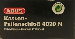 ABUS Kasten-Fallenschloß 4020 N - NEU