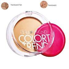 Avon Color Trend Final Touch Pressed Powder Colour TRANSLUCENT Tan Medium Beige