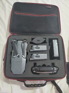 DJI Mavic Pro Drone .. Need a New Gimbal .. Come with 3 batteries, A Case to...