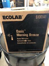 ECOLAB 6100141 Morning Breeze Air Freshener 2.5gl Jug