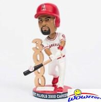 Albert Pujols 3000 Hits Bobblehead 6/2/18 SGA Brand New in Box LA Angels