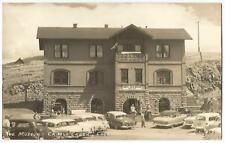 Cripple Creek Colorado COL CO ~ Cripple Creek Museum ~ RPPC Real Photo 1950's