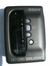 Sony Walkman WM-DD9 With Soft Case