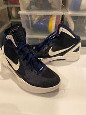 2011 Nike Hyperdunk Dark Ocean Blue Fly wire 454143 401 Size: 13