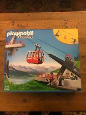 Playmobil 5426 Alpine Gondola Mountain Ski Set