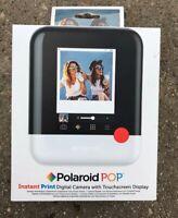 "New POLAROID POP Instant Print Digital Camera Touchscreen 2017 Zink 3.5 X 4.25"""