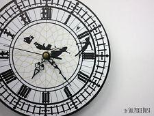 Peter Pan Big Ben - Wall Clock