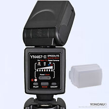 YONGNUO  ETTL II YN-467II  Flash Speedlite for Canon DLSR