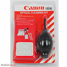 Black Professional Lens 7-in-1 Cleaning Kit For Canon Nikon Olympus Sony Pentax
